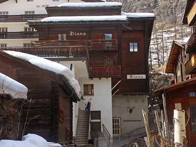Photo for 4 bedroom Apartment, sleeps 8 in Zermatt with WiFi