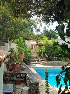 Photo for NEAR CASSIS. MAISONNETTE T2 COZY ISOLATED at the BOTTOM OF THE GARDEN + PARKING.  CALM.