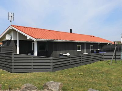 Photo for Classic Holiday Home in Jutland  with Whirlpool