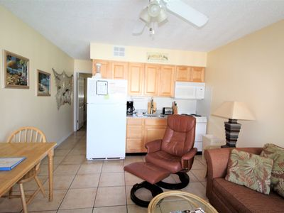 Photo for 1BR Condo Vacation Rental in Madeira Beach, Florida