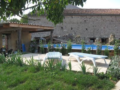 Photo for The Oustal del Vailets, near Albi 15km with pool