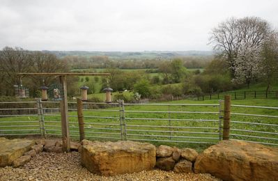 Photo for Cotswold View is a contemporary property, in a new eco-friendly Cotswold stone farmhouse