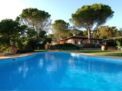Photo for 7BR Villa Vacation Rental in Monte Argentario