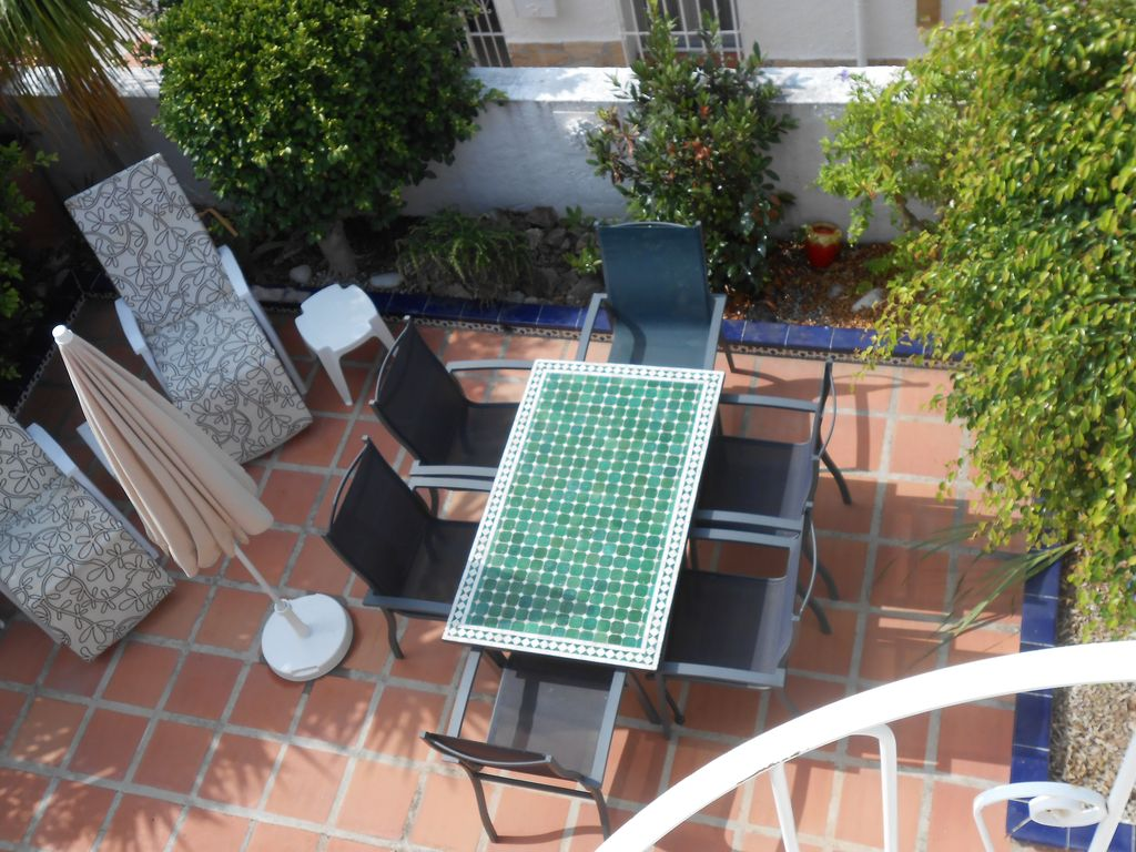 Property Image#6 Private House With Patio And Roof Terrace With Jacuzzi And  Fantastic Sea