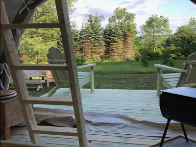 Photo for 1BR Mobile Home Vacation Rental in Andes, New York