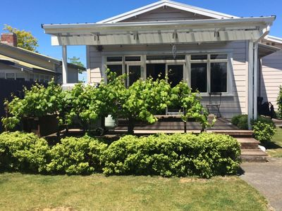 Photo for Sunny living close to McLean Park/ Napier CBD