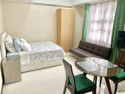 Photo for Chillax6  at 101 Newport Blvd near Manila airports w/ pool+Wi-Fi+Netflix