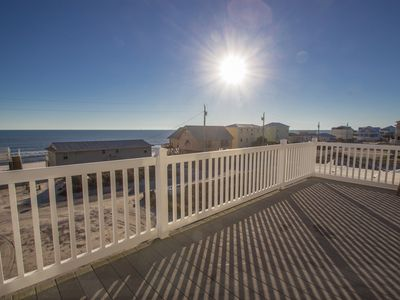 Photo for Be the first to review! 2nd Tier w/ Direct Beach Access & Stunning Gulf Views