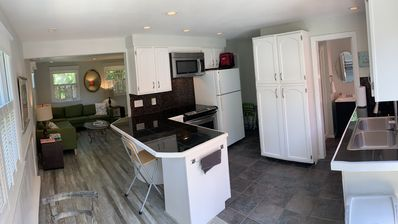 Nicely equipped Kitchen