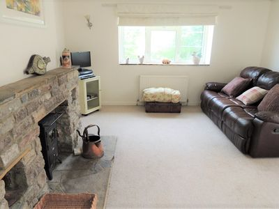 Photo for Somerset Farm Annexe, dogs welcome, stunning countryside setting, hidden gem