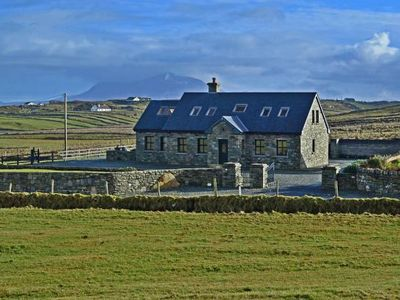 Photo for holiday home, Renvyle  in Galway - 7 persons, 4 bedrooms