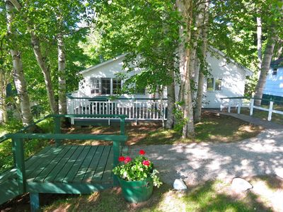 Photo for Bide-a-Wee Cottage at Birch Cliff Lodge