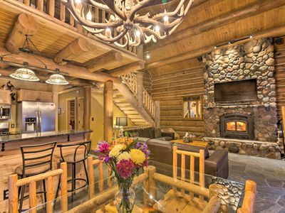 Photo for NEW! Secluded Cabin - Short Drive to Traverse City