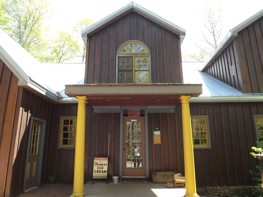 Brewhouse Mountain Eco Inn Featured On The Travel Channel