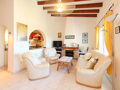 Photo for Vacation home Los Patios in Pego - 4 persons, 2 bedrooms