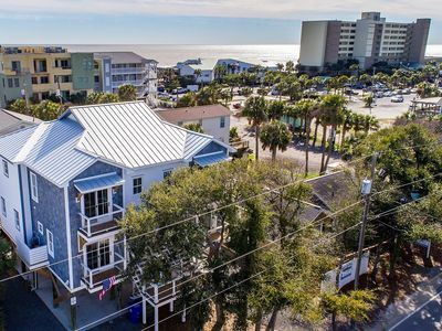 1st Block E Ashley Ave - The Blue Crab - Premier Home- Mins to the Beach and Center St.