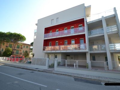 Photo for Modern holiday home close to the sea, in Rosolina Mare, near Venice