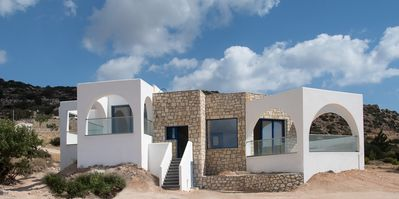 Photo for AELIA DREAM VILLA IN A PRIVATE ESTATE IN ARDANI KARPATHOS