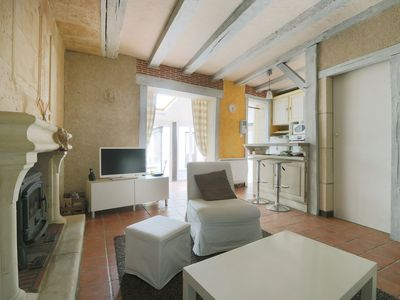 Photo for Beautiful and spacious T2 #Tours #Halles #Courtyard