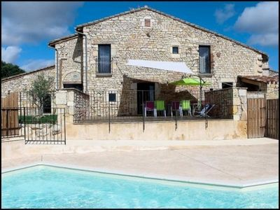 Photo for Gite Cestayrols, 4 bedrooms, 14 persons
