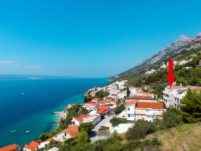 Photo for Apartment Lugonja (OMI104) in Omiš - 8 persons, 2 bedrooms