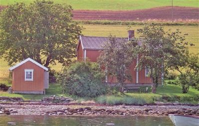 Photo for Holiday house Viggja for 1 - 7 persons with 2 bedrooms - Farmhouse