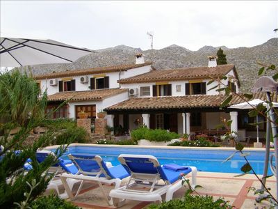 Photo for Villa Amparo in Pollensa