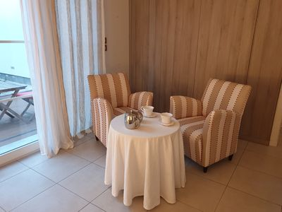 Photo for GUEST ROOM LES MÛRIERS FOR TWO PEOPLE
