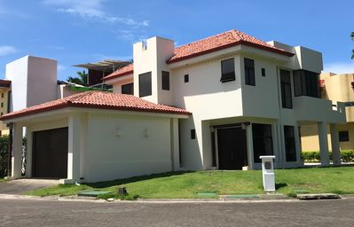 Photo for Casa Baracuda - Ocean View Luxury House - Gated Beach Front Community!