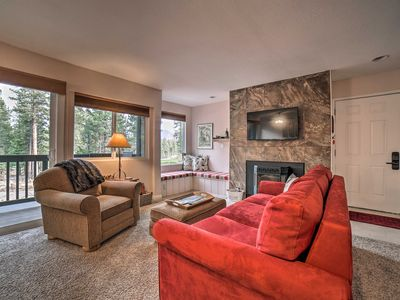 Photo for Mammoth Lakes Condo w/Pool+Spa Access Near Slopes!