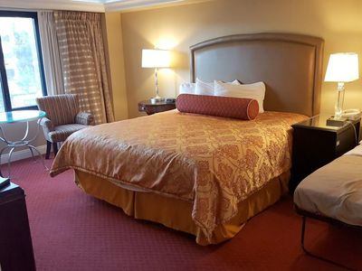 Photo for Vegas comfort stay in middle of the strip (1BR)!