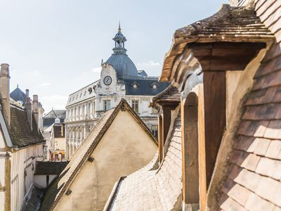 Photo for The roofs of Auxerre apartment of 104 m2