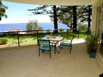 Photo for 2 'Magnus Pines' 52-56 Magnus Street - stunning unit with aircon, water views & foxtel