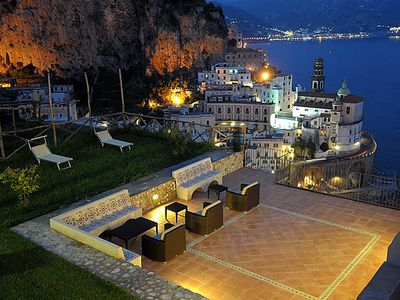 Photo for Charming 12 bedroom House in Amalfi (Q6224)