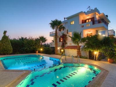 Photo for Villa Elena - Private Holiday Villa with Swimming Pool near Rethymno, Crete
