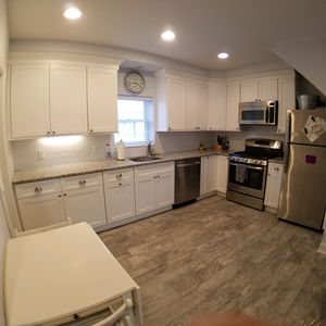 Photo for Totally Renovated 2BR - steps to beach - Available for Month of August