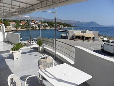 Photo for Apartment Riva  SA2(3)  - Sucuraj, Island Hvar, Croatia