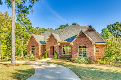 Located just 175 yards from the clubhouse, overlooking The Ridge golf course