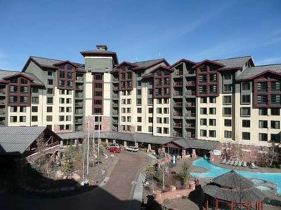 Photo for LAST MINUTE SALE !! - Largest 2bd/3ba Suite - Mnt View & Overlooks Pool Area
