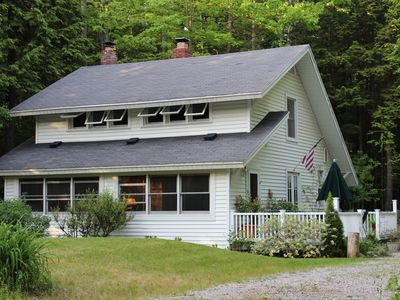 Fantastic 3Br Cottage Vacation Rental In Traverse City Michigan Home Interior And Landscaping Ologienasavecom