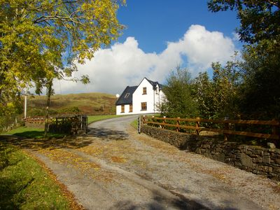 Photo for Beautiful modern self catering home in stunning setting. Off Wild Atlantic way.