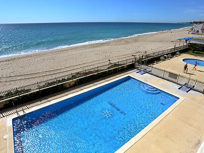 Photo for 3 bedroom Apartment, sleeps 6 in l'Hospitalet de l'Infant with Pool