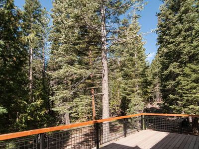 Photo for Allenby - TOTALLY Remodeled 3 BR Tahoe Cabin - Minutes to Northstar!