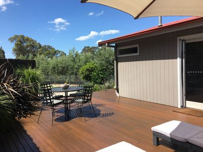Photo for 1BR Villa Vacation Rental in Steels Creek, VIC
