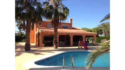 Photo for SPECTACULAR VILLA WITH POOL, TENNIS COURTS, FOOTBALL, BEACHES AND GOLF.