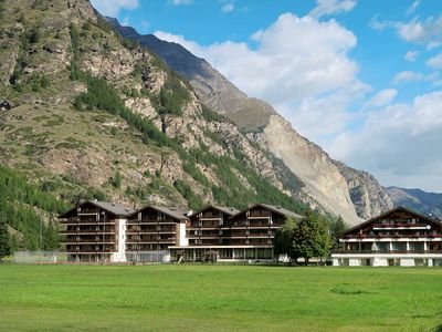 Photo for Apartment Monte Rosa  in Täsch, Valais / Wallis - 4 persons, 1 bedroom
