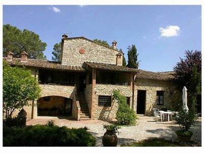 Photo for Holidays in a former monastery from the 14th century - apartment Grano