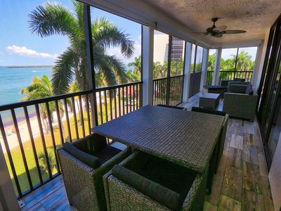 Photo for Newly Renovated Two Bedroom Condo with Stunning Views! Sanibel Harbour Resort 437 - B