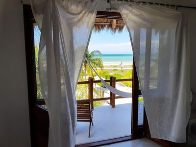 Photo for Beautiful Beachfront House - Ventana al Paraíso