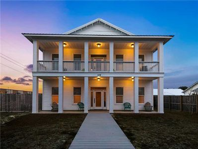 Newly Constructed Home in Crystal Beach